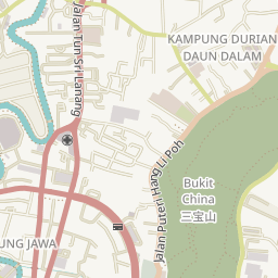 Malacca Location